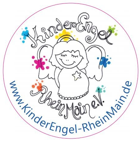 KinderEngel RheinMain e.V.  - Logo