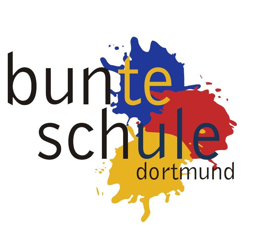 Bunte Schule Dortmund - Logo